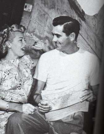 Lana Turner  and Tyrone Power