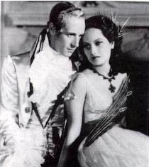 Leslie Howard Merle Oberon and