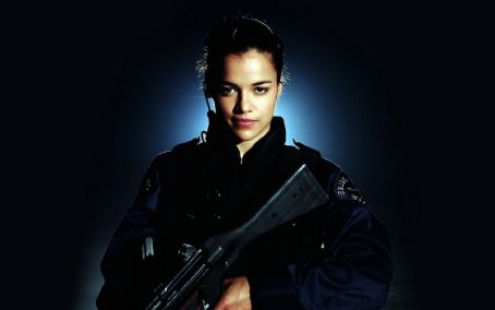 Michelle Rodriguez as Chris Sanchez in S.W.A.T. (2003)