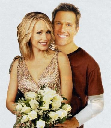 Josie Bissett Rob Estes and