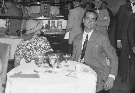 Howard Hughes  and Ginger Rogers