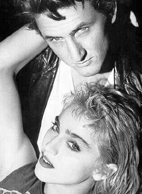 Sean Penn Madonna and