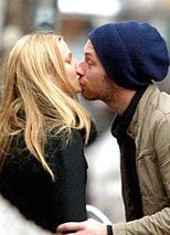 Chris Martin  and Gwyneth Martin