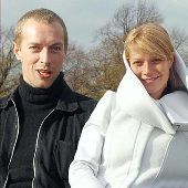 Gwyneth Paltrow - Chris Martin and Gwyneth Martin