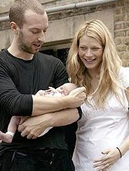 Chris Martin and Gwyneth Paltrow Chris Martin and Gwyneth Martin