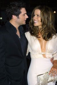 Len Wiseman Kate Beckinsale and
