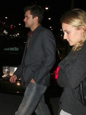 Diane Kruger Joshua Jackson and