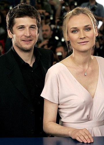 Guillaume Canet Diane Kruger and