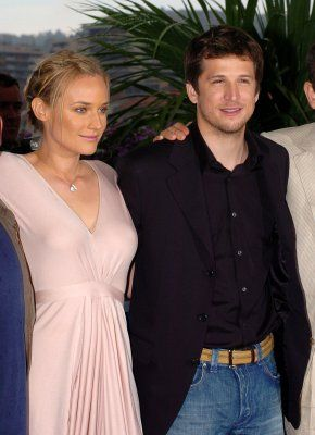 Diane Kruger  and Guillaume Canet