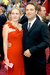 Sam Mendes Kate Winslet and