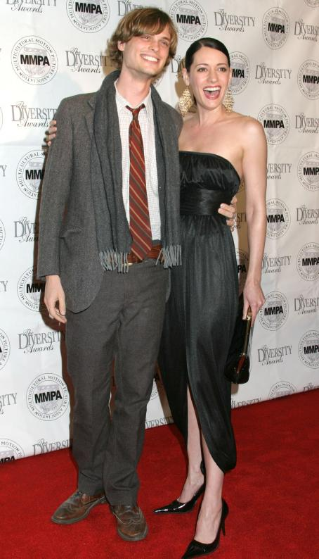 Paget Brewster - 14 Annual Diversity Awards CA 11/19/06