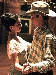 Matt Damon Penelope Cruz and  in All The Pretty Horses (2000)