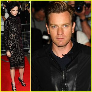 Ewan McGregor & Eva Green: 'Perfect Sense' London Premiere!