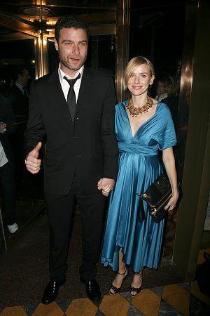 Naomi Watts Liev Schreiber and