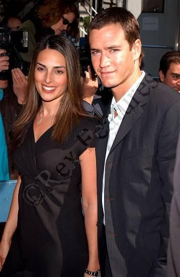 Lisa Ann Russell  and Mark-Paul Gosselaar