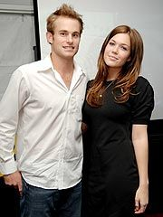 Mandy Moore Andy Roddick and