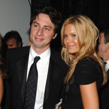 Zach Braff Mandy Moore and