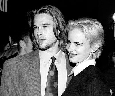 Juliette Lewis Brad Pitt and