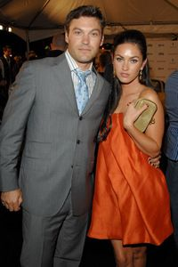 Brian Austin Green Megan Fox and