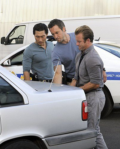 Scott Caan - Hawaii Five-0 (2010)