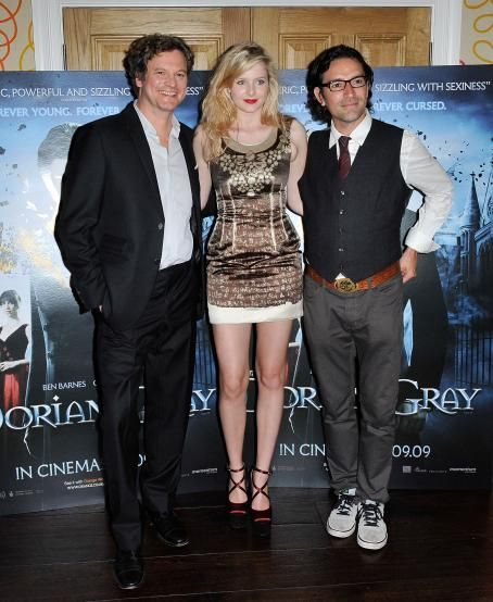 Rachel Hurd-Wood - Dorian Gray Premier (July 2009)