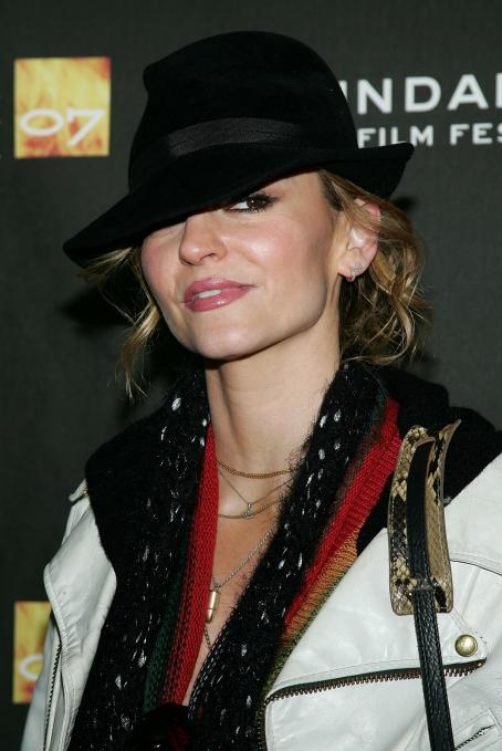 "Drea de Matteo - Drea De Matteo - Arrivals At The ""Broken English"" Screening Held At The Racquet Club During The 2007 Sundance Film Festival In Park City In Utah, 20.01.2007."