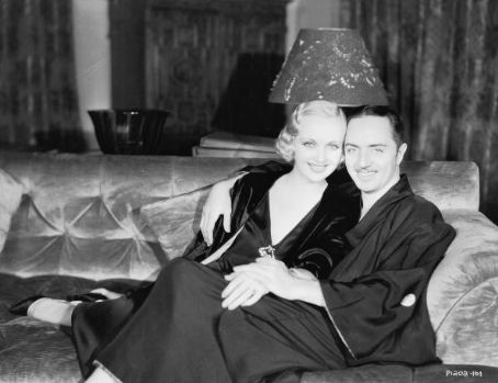 William Powell Carole Lombard and