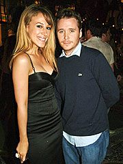 Haylie Duff  and Kevin Connolly