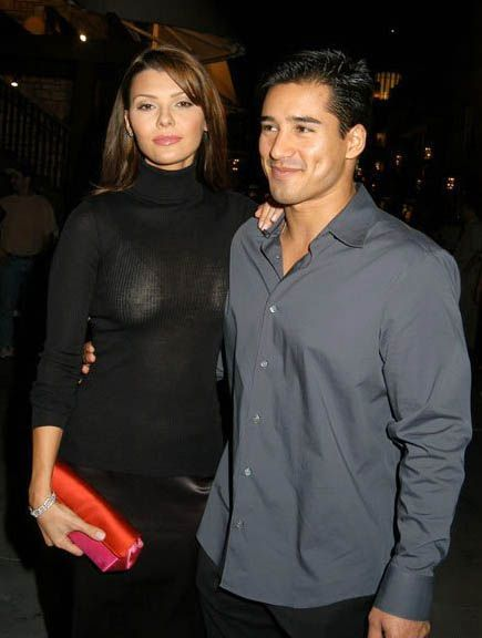Mario Lopez Ali Landry and