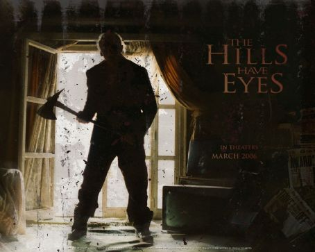 Michael Bailey Smith The Hills Have Eyes Wallpaper 2006