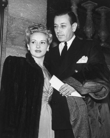 Betty Grable George Raft and