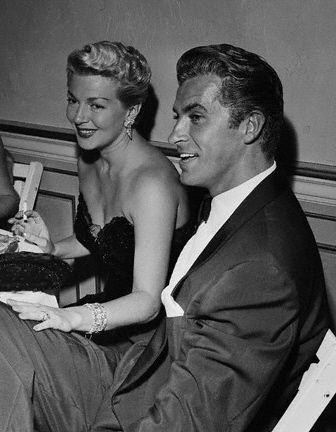 Lana Turner  and Fernando Lamas