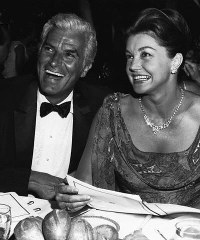 Esther Williams  and Fernando Lamas