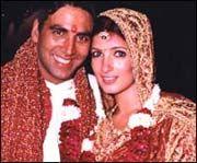 Akshay Kumar Twinkle Khanna and