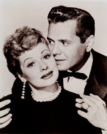 Desi Arnaz Lucille Ball and