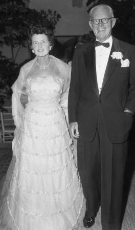 Rose Kennedy  and Joseph P. Kennedy