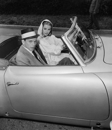 Grace Kelly Frank Sinatra and