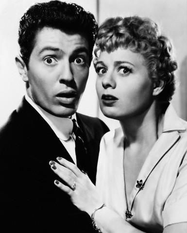 Shelley Winters Farley Granger and