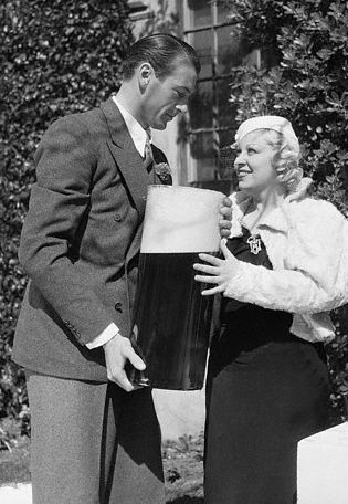 Mae West  and Gary Cooper