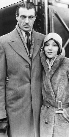 Gary Cooper Lupe Velez and