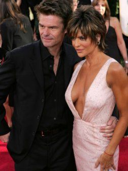 Lisa Rinna Harry Hamlin and