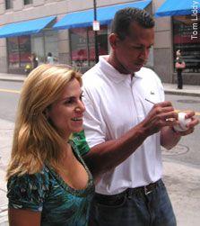 Cynthia Rodríguez Alex Rodriguez and Cynthia Rodriguez