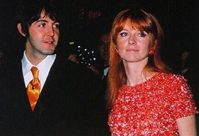 Jane Asher  & Paul McCartney