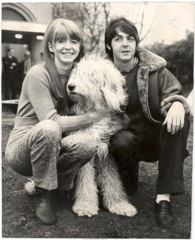 Jane Asher Paul McCartney and