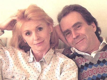 Jane Asher  and Gerald Scarfe