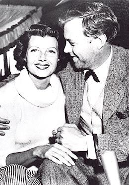 Rita Hayworth  and Dick Haymes