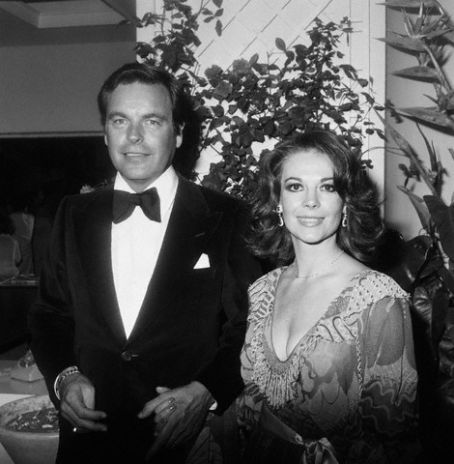 Natalie Wood Robert Wagner and
