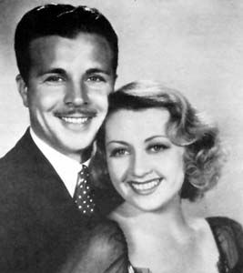 Joan Blondell Dick Powell and