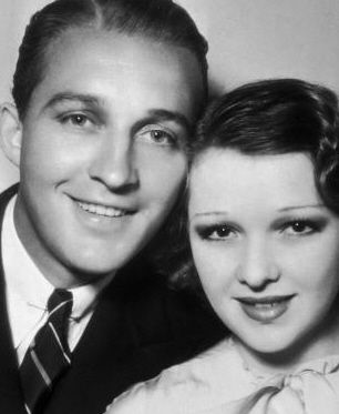 Bing Crosby  and Dixie Lee