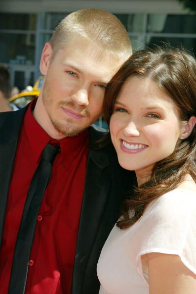 Sophia Bush Chad Murray and